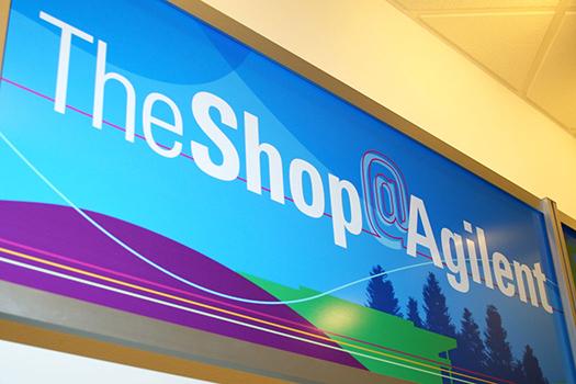 The Shop@Agilent
